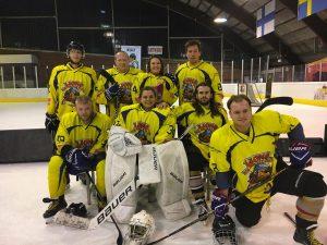 Pondhockey Deurne !