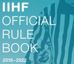 IIHF Rule Book 2018-2022