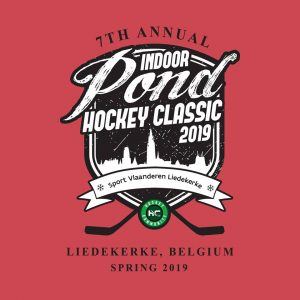 Indoor Pond Hockey Classic 2019