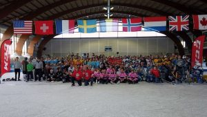 7th indoor pond hockey classic for recreational players