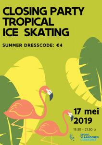 Tropical ice skating