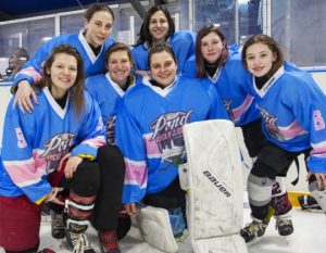"Indoor Pond Hockey Classic : ""Ladies Edition""!"